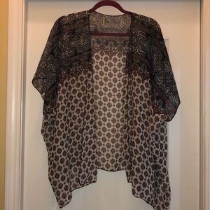 Charlotte Russe Sheer Cover Up